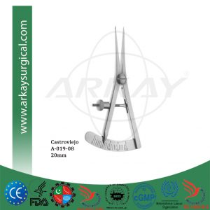 Castroviejo Caliper - Calipers - Ophthalmic