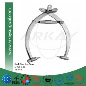 Crutuch field Skull Traction Tong