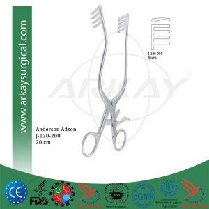Anderson Adson Wound Spreader Retractor