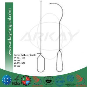Guyon Catheter Guide