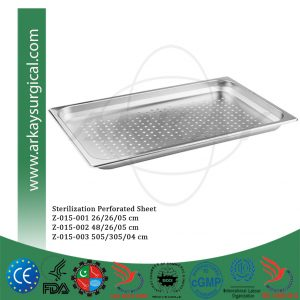 Sterilzation Wire Tray