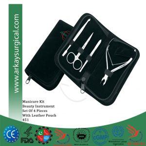 manicure pedicure kit