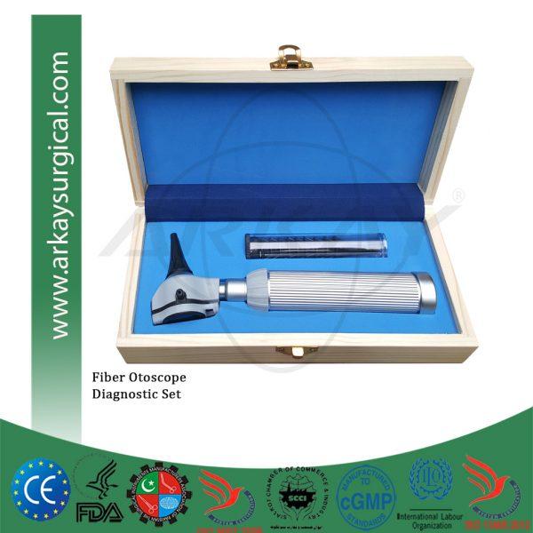 fiber otoscope