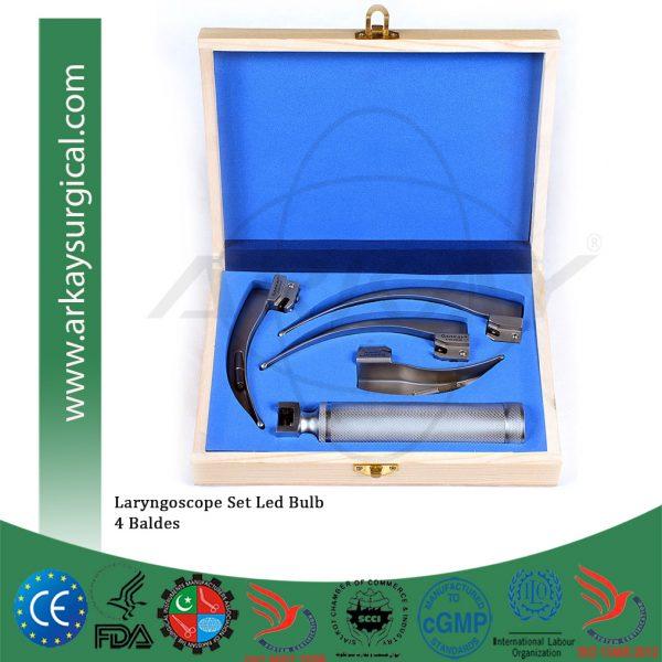 fiber optic Laryngoscopy standard Laryngoscopy