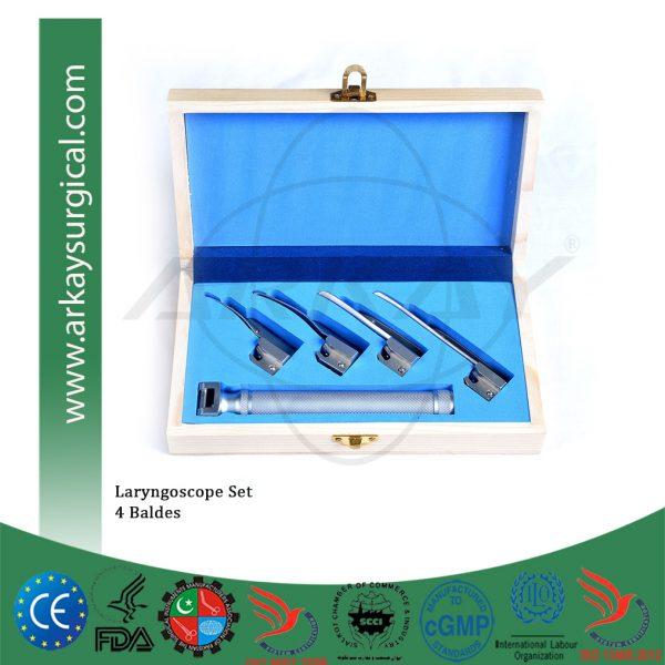 iber optic afiber optic Laryngoscopy standard Laryngoscopy