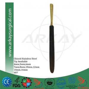 Nail chiesel stainless steel