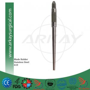 Blade holder Stainless steel