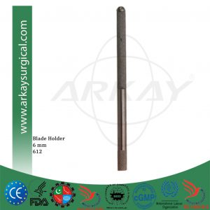 Blade Holder 6 mm